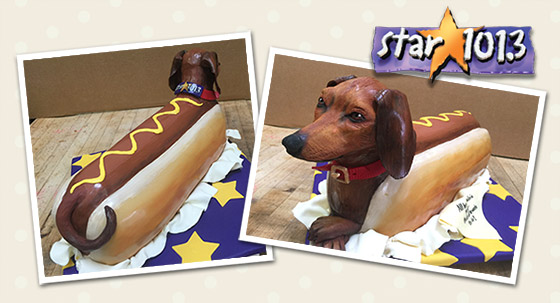 Wiener Dog - Star 101.3